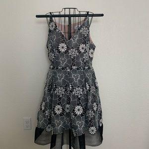 Belle Badgley Mischka dress (14)